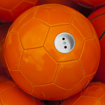ELECTRIC SOCCER BALL